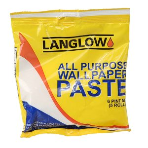 Langlow Wall Paper Paste