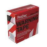 Pro dec warning tape