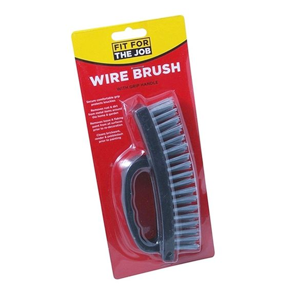 fit for the job wire brush