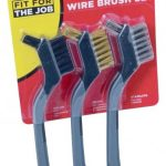 fit for the job wire brush set