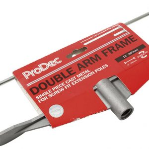 prodec double frame arm screw fit 12 inch
