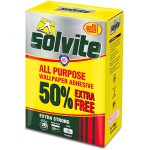 solvite all purpose wallpaper adhesive hangs 30 rolls